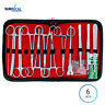 6 Sets 24 US Military Field Style Medic Instrument Kit - Medical Surgical Nurse