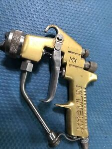 kremlin spray gun MX