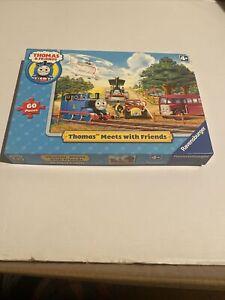 Thomas Meets With Friends 60 Piece Revevensburger Puzzle