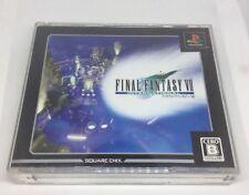 Final Fantasy VII International Japanese PS1 *USA Seller* Hits (No Book)