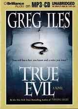 Greg ILES / TRUE EVIL   [ Audiobook ]