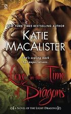 Love in the Time of Dragons Katie Macalister Paperback 2010 LIGHT Dragons Series