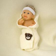 ASHTON DRAKE Bundle of Laughter 4'' Baby Doll by Sherry Rawn NEW