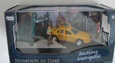 FORD Crown New York City Taxi diorama *** Moteur Max 1:64 Neuf dans sa boîte