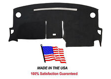 2010-2012 Dodge Caliber Black Carpet Dash Cover Mat Pad DO110-5 Made in the USA