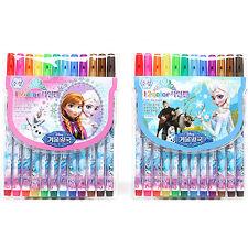 Disney Frozen Sign Pen Princess Anna Elsa Pencils Maker Kids Child School Girls