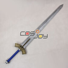 "Cosjoy 47"" Final Fantasy 7 Crisis Core  Zack Fair SOLDIER Sword Cosplay Prop0775"
