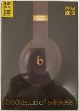 BEATS STUDIO3 WIRELESS Special Edition Headphones SKYLINE COLLECTION Shadow Gray