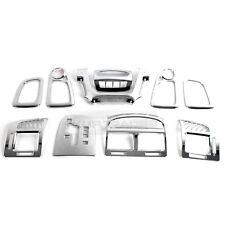 Chrome Interior Air Duct Audio Dash Board Molding K300 for KIA 2006-2008 Cerato