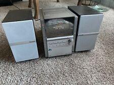 Panasonic SA-PM18 - 5 Disc CD Changer Cassette AM/FM Micro Stereo System ~NEW ~