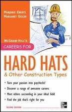 Careers for Hard Hats and Other Construction Types, 2nd Ed. (Careers for You), ,