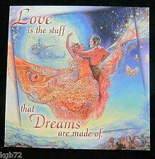 Leanin Tree Valentine Card Valentine's Day Dreams Romance Love V65