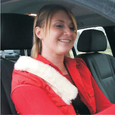 Luxury Fleece Seat Belt Pad Mobility And Disability Aids