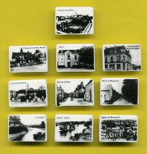 FEVES PERSO > S. & Y. LEGUI  MONTREUIL   (49) .ref.P76 CARTES POSTALES ANCIENNES