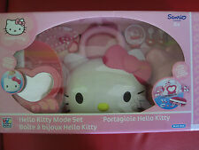 Hello Kitty Mode Set Koffer Schmuck Schmuckkoffer