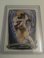 2014 Bowman ODELL BECKHAM JR. Rookie #8 RC Giants MINT FROM PACK