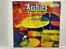 The Archies Jingle Jangle LP Record                                        lp798