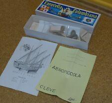 Aeropiccola Caravella Columbiana Nina Holz Modell Bausatz Schiff
