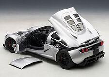 Autoart HENNESSEY VENOM GT SPYDER SILVER 1/18 Scale. New Release! In Stock