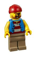 LEGO CREATOR  MINIFIGURA  `` DUNK TANK LADY ´´ Ref 10244  ORIGINAL LEGO 100X100