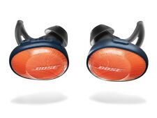 Bose SoundSport Free Bluetooth® Wireless Earbuds – Bright Orange