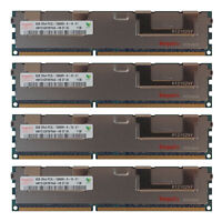 32GB Kit 4x 8GB HP Proliant DL320 DL360 DL370 DL380 ML330 ML350 G6 Memory Ram