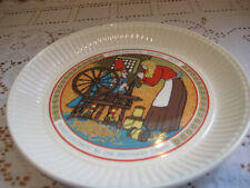 Wedgwood Children's Story Rumpelstiltskin By The Brothers Grimm Plate