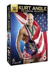 WWE Kurt Angle - The Essential Collection [3 DVDs] *NEU* DVD