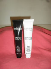 PHILOSOPHY The Microdelivery Detoxifying Oxygen Peel STEP 1 & 2 SET New SEALED