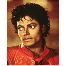 Michael Jackson King of Pop Head Shot on Thriller Set 8 x 10 Inch Photo