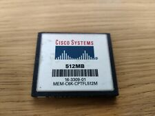 More details for cisco 512mb compact flash