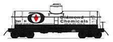 InterMountain # 66336-04  Riveted 8000-Gal Tank Car Diamond Chemicals N MIB