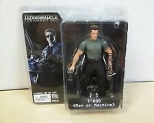 Terminator 2 Judgment Day T-800 Man or Machine NECA REEL TOYS Figure NEW sealed