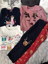 Girls Christmas Clothes Bundle 4-5
