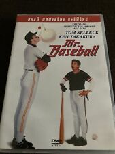 Mr Baseball ( Tom Selleck ) Top Dvd Kult komplett deutsch  103min Uncut, Ab 16