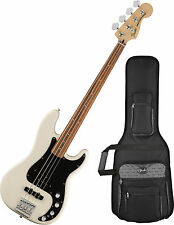 Fender 143413305 Product Fender Deluxe Active P Bass Special - Olympic Whit