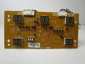 LG Electric Range Display Control Board  EBR64624907  EBR64624906  EBR6462  ASMN