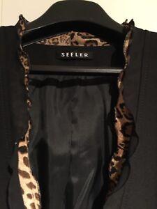 HKRT Damen Zweiteiler Anzug Weste und Shorts Set einfarbig Weste Mantel Single Button Gelb /ärmellos Blazer mit Shorts Anzug