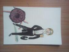 Cartolina Vandock bellezza.