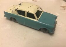 Matchbox Lesney 43 Hillman Minx - Gray Wheels