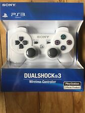 ps3 controller dualshock 3 Sony White