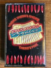 BUCKWHEAT ZYDECO WHERE THERE'S SMOKE CASSETTE TAPE TESTED LATE NITE BARGAIN!
