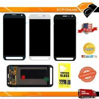 Samsung Galaxy S6 Active G890A G890 LCD Screen Digitizer - White / Gray / Blue