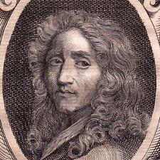 Portrait XVIIIe Pierre Mignard Troyes Aube Peintre Peinture 1762