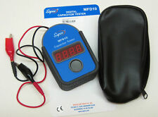 Mfd10 Digital Capacitor Tester Meter 01 10000 Mfds Supco Sealed Unit Parts