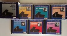 COFFRET 6 CD THE CBS JAZZ PIANO COLLECTION