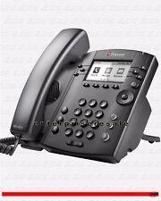 Polycom VVX 310 IP Gigabit Phone 2200-46161-025 VVX310 POE