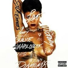 "Rihanna ""Unapologetic (LTD. Deluxe Edt.)"" CD + DVD NUOVO"