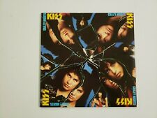 Kiss Crazy Nights LP-1987-First Press-Used-NM-Never Played