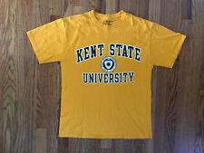 NCAA Kent State Golden Flashes RYLKST04 Womens Slub Crew Neck tee